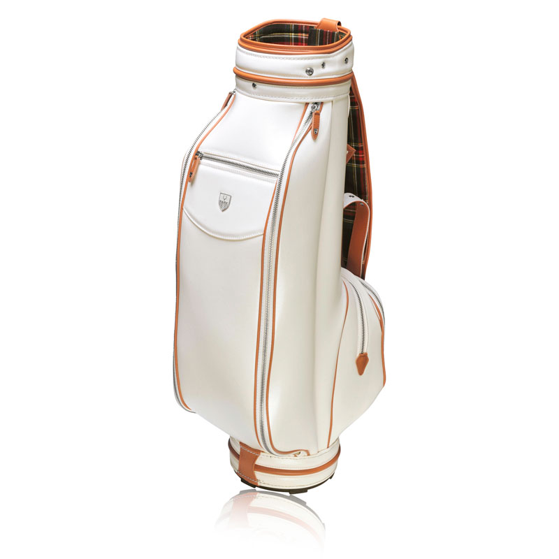 VERY curated park accessories garnet golf bag
