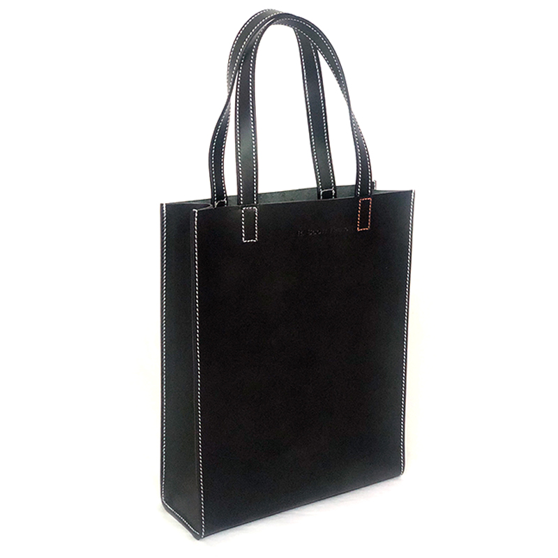very curated r scott french shopper black