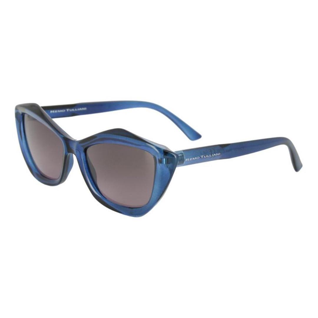 remo tulliani foxy sunglasses blue