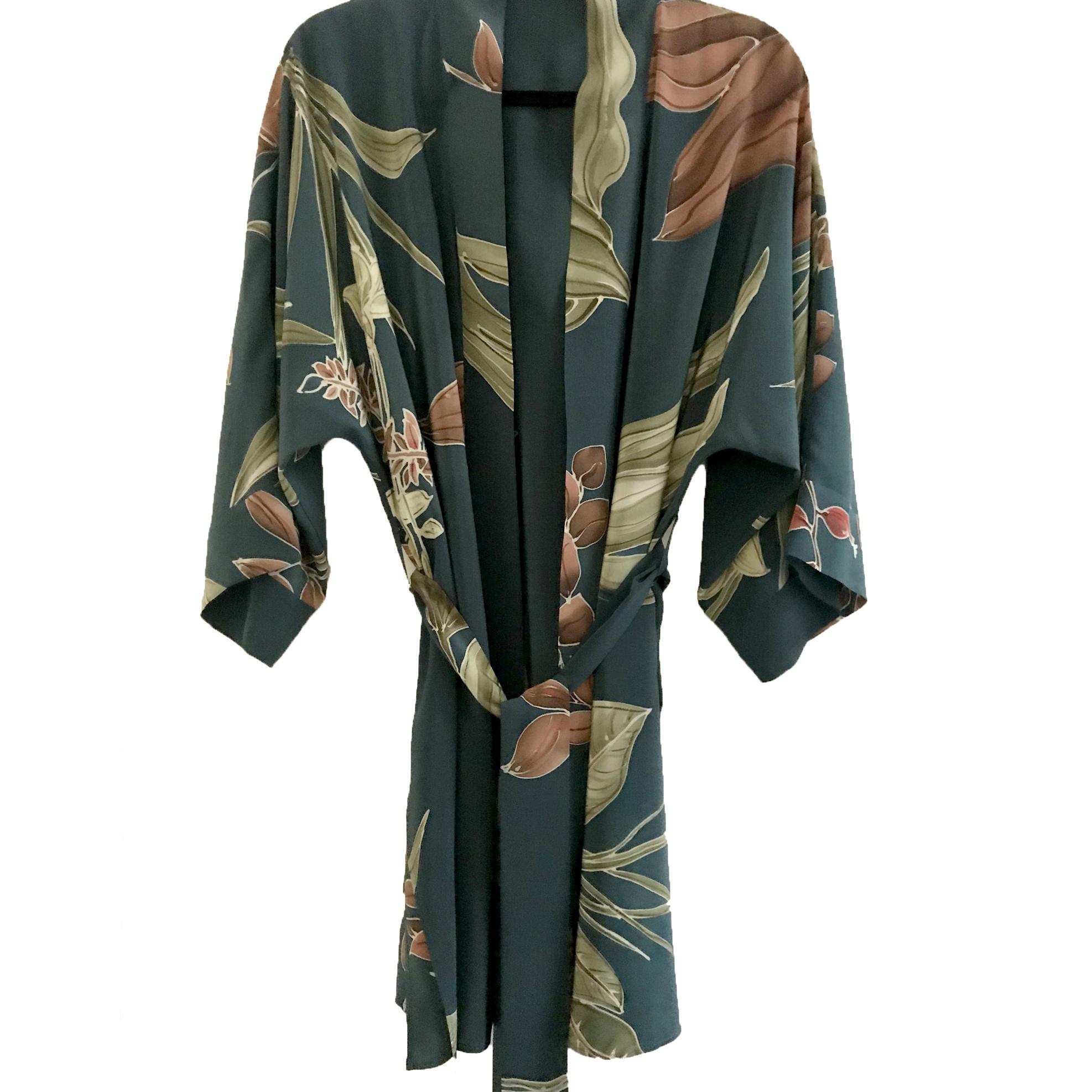 rory worby fall leaves kimono
