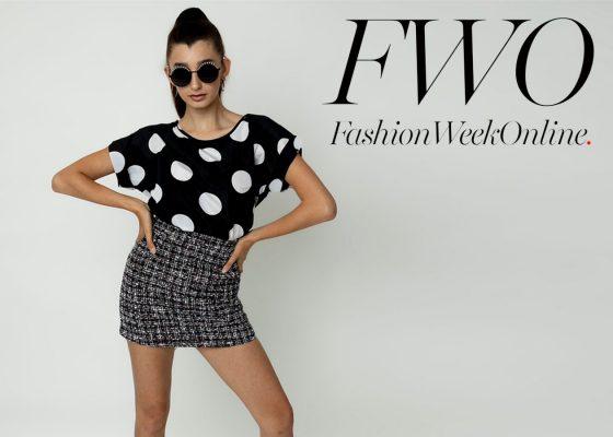 Negris LeBrum on Fashion Week Online