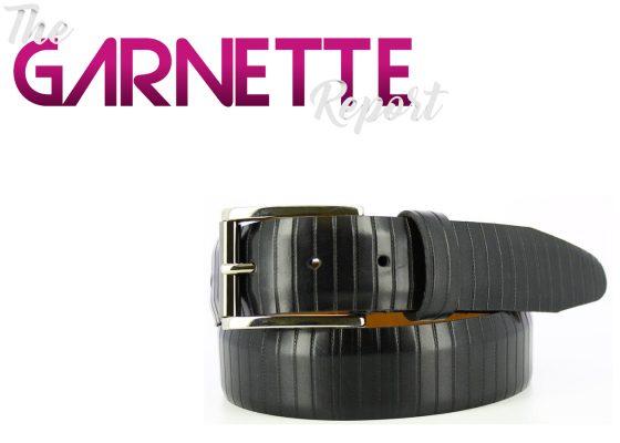 Remo Tulliani Belt on The Garnette Report