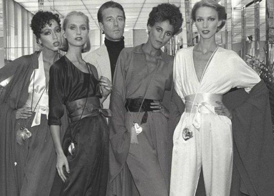 Halstonette Chris Royer in Fashion United